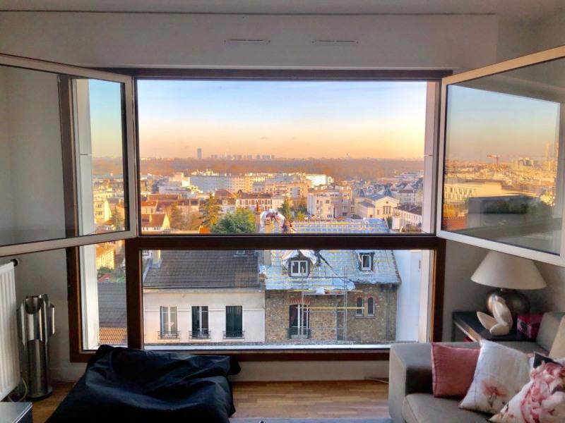 Sale apartment Suresnes 478000€ - Picture 3