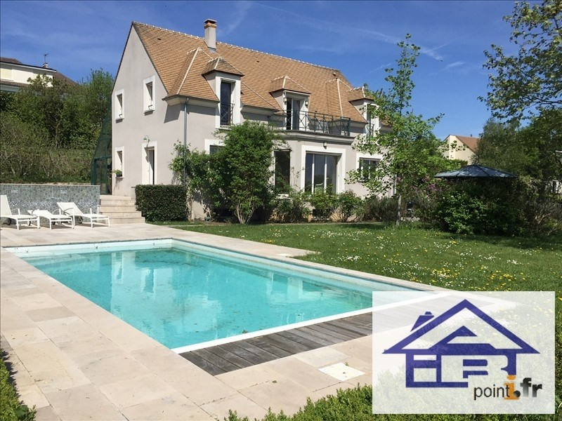 Deluxe sale house / villa Mareil marly 1 283 000€ - Picture 2