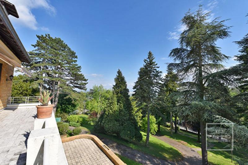 Vente de prestige maison / villa Saint cyr au mont d'or 1547000€ - Photo 2