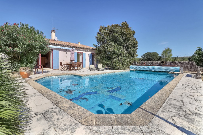 Vente maison / villa Flaux 420000€ - Photo 1