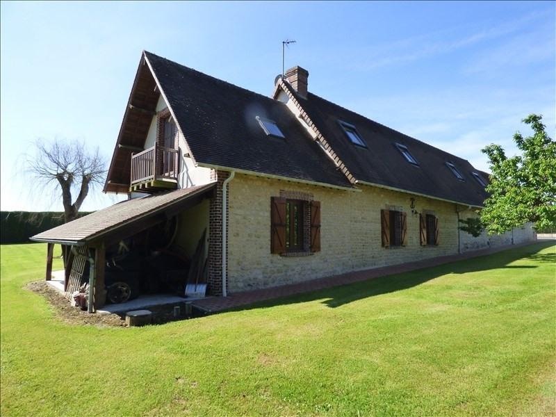 Sale house / villa Moulins la marche 328000€ - Picture 6