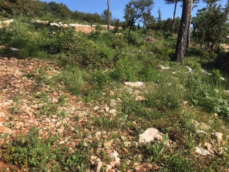 Vente terrain Nans les pins 165000€ - Photo 1