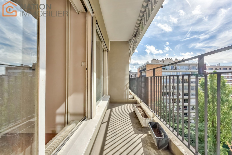 Sale apartment Paris 11ème 890000€ - Picture 1