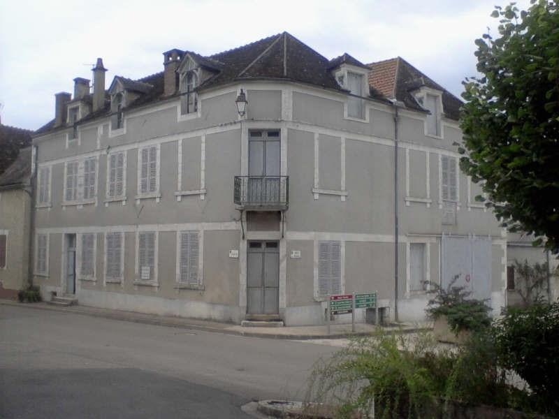 Vente maison / villa Chitry 128500€ - Photo 1