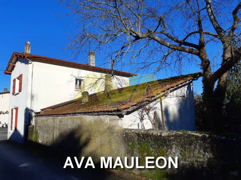 Vente maison / villa Mauléon-licharre 59500€ - Photo 1