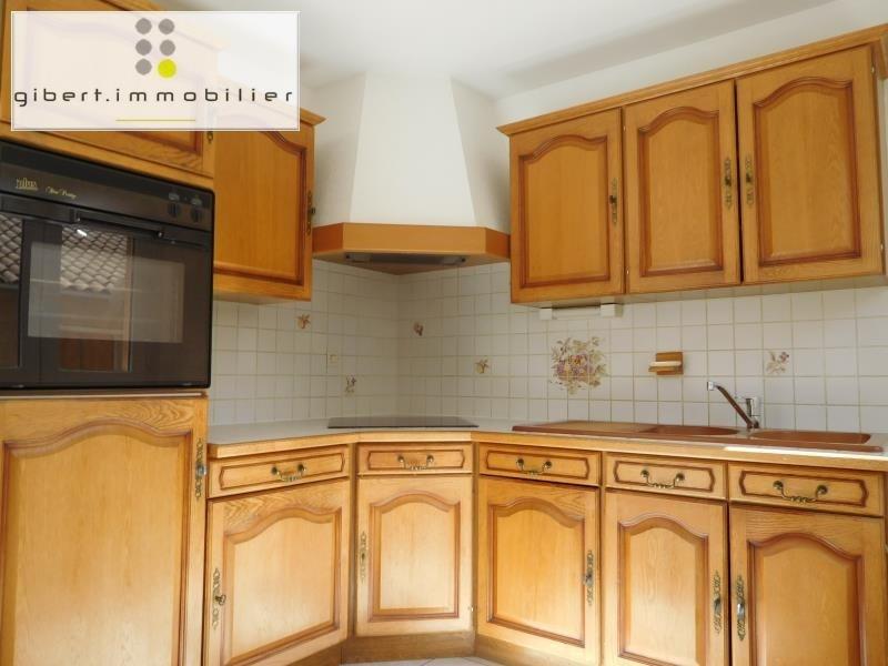 Rental apartment Le puy en velay 540€ CC - Picture 1