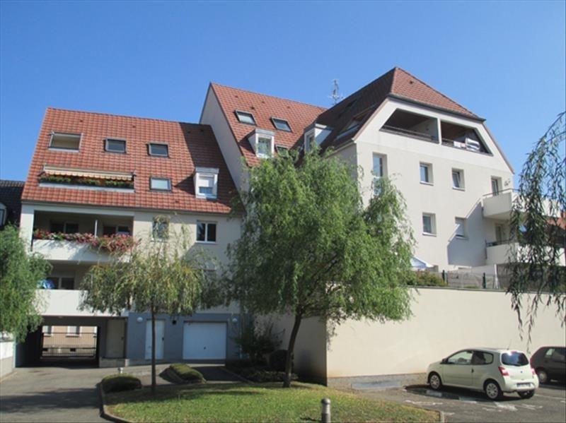 Vente appartement Strasbourg 182000€ - Photo 1
