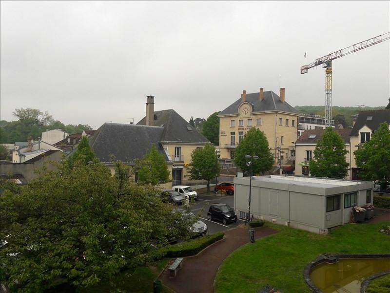 Rental apartment Bures sur yvette 706€ CC - Picture 2