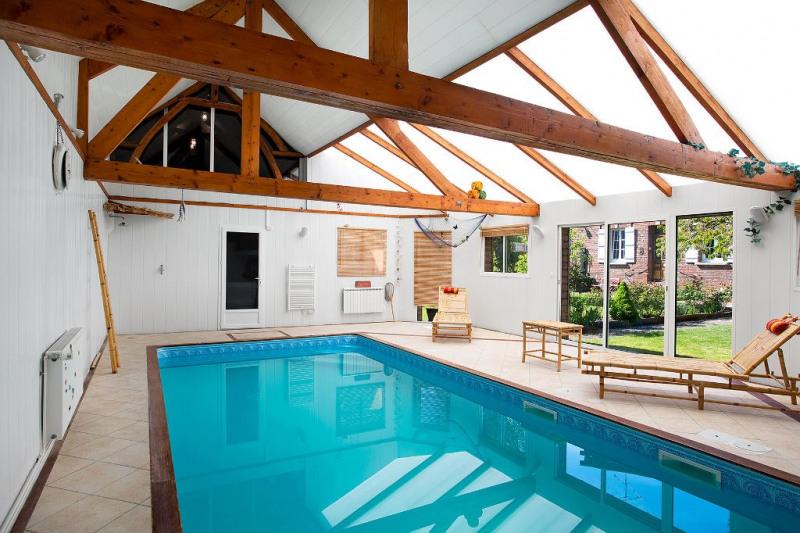 Sale house / villa Beauvais 395000€ - Picture 1