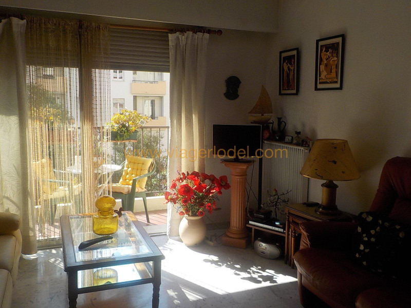 Life annuity apartment Antibes 60 000€ - Picture 6