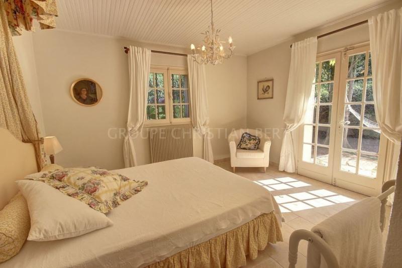 Vente de prestige maison / villa Tanneron 627000€ - Photo 7