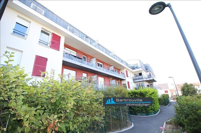 Vente appartement Sartrouville 286000€ - Photo 1