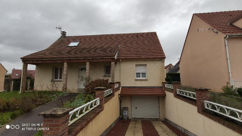 Vente maison / villa Gauchy 222000€ - Photo 1