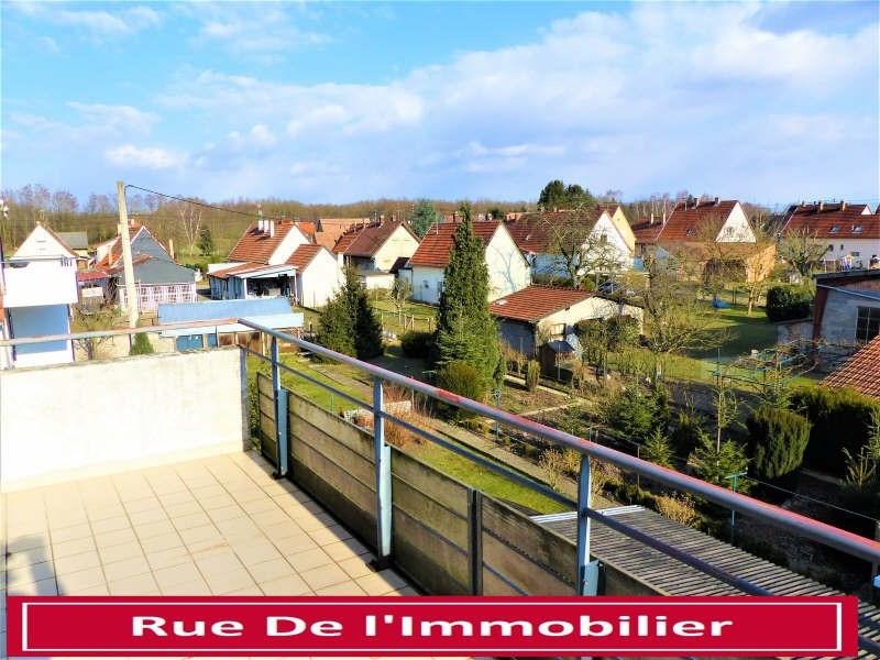 Vente appartement Oberhoffen sur moder 159490€ - Photo 3