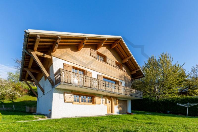 Venta de prestigio  casa Combloux 1150000€ - Fotografía 18