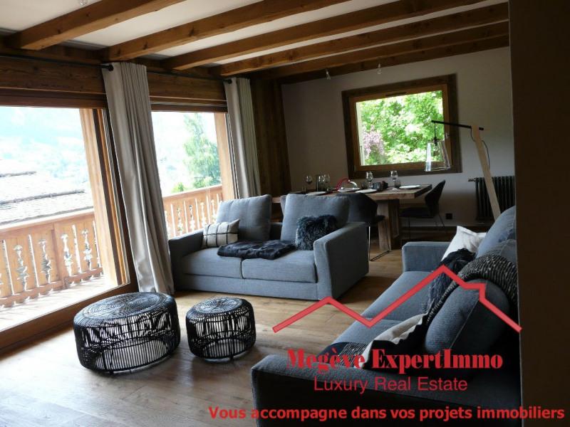Vente de prestige appartement Megeve 1980000€ - Photo 11