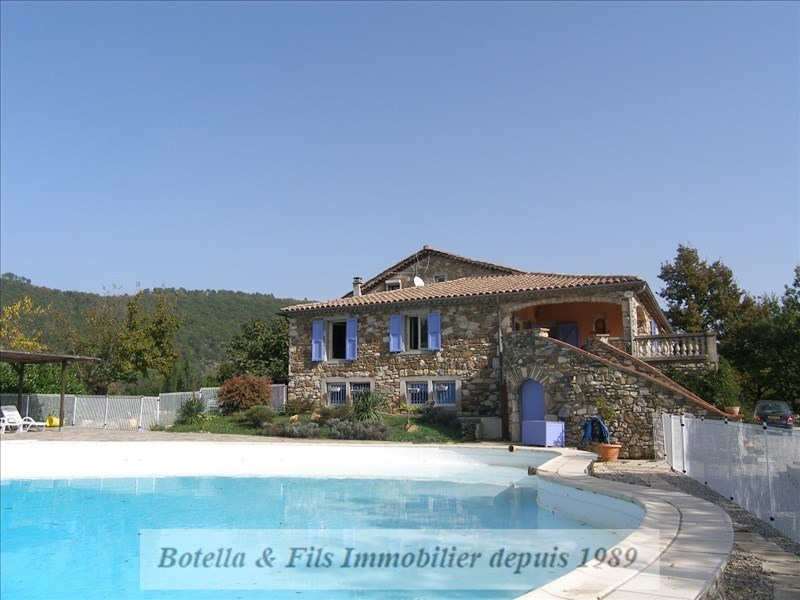 Deluxe sale house / villa Les vans 598000€ - Picture 15