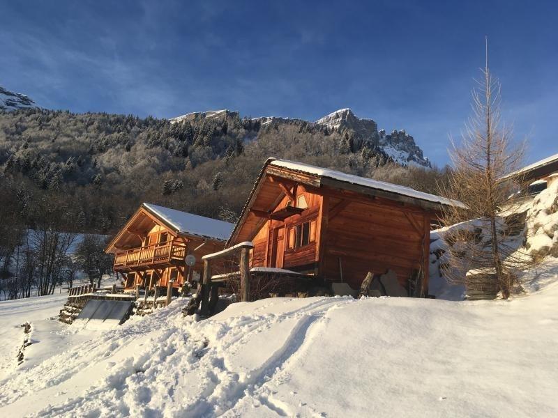 Deluxe sale house / villa Chamonix mont blanc 798000€ - Picture 1