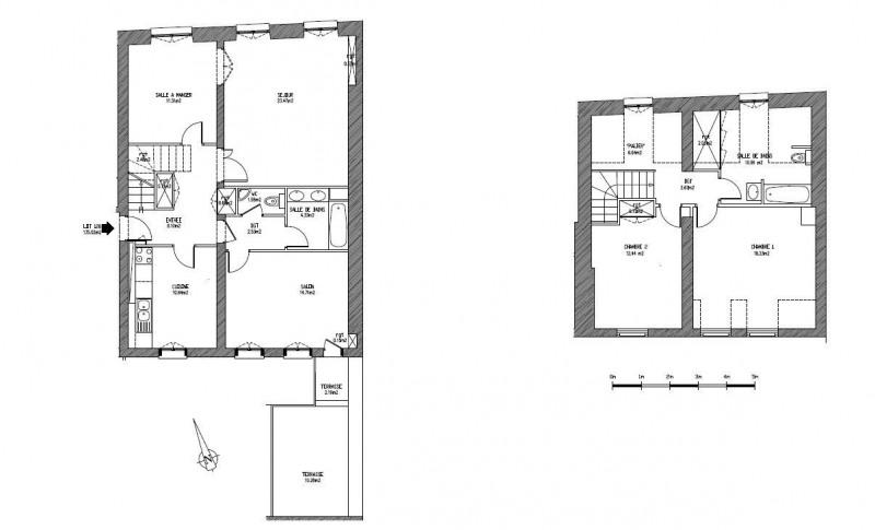 Rental apartment Paris 10ème 3990€ CC - Picture 12