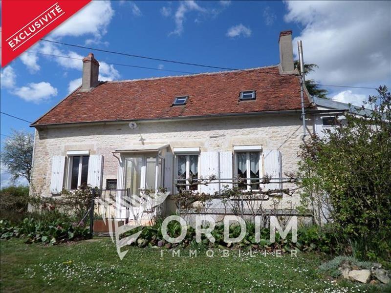 Vente maison / villa Donzy 75000€ - Photo 1