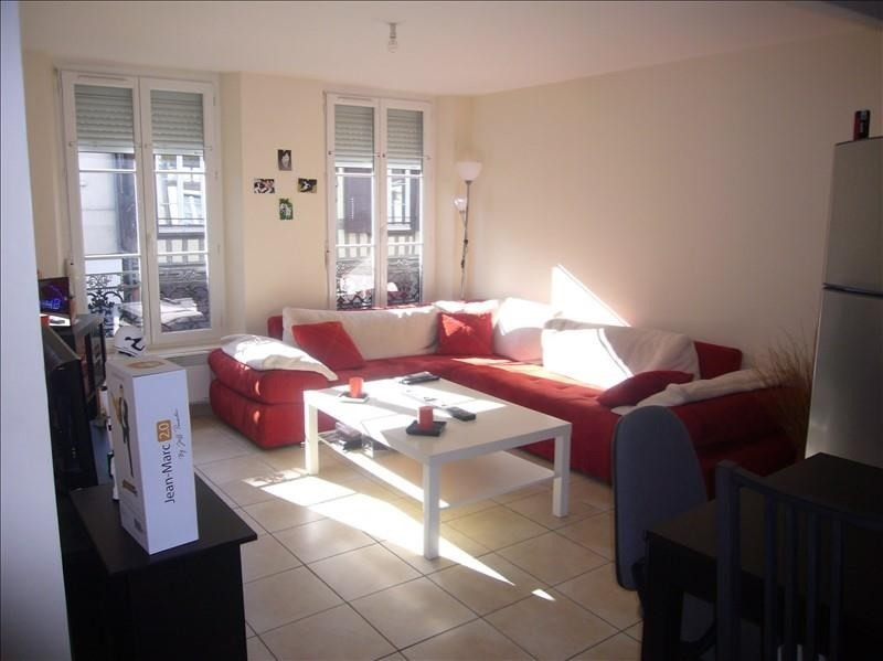 Rental apartment Conches en ouche 560€ CC - Picture 1