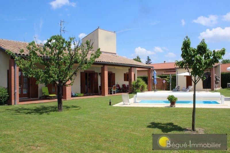 Sale house / villa Mondonville 472200€ - Picture 4