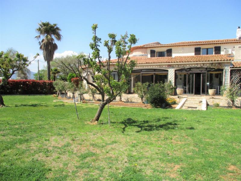 Venta de prestigio  casa Hyeres 884000€ - Fotografía 12