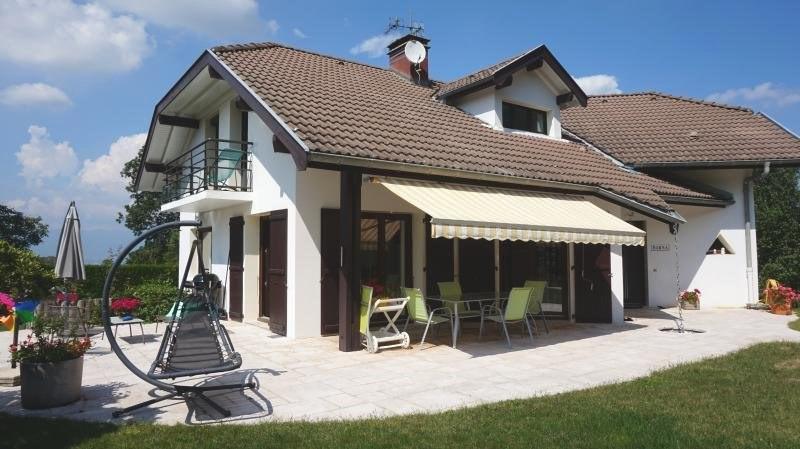 Vente de prestige maison / villa Archamps 899000€ - Photo 1