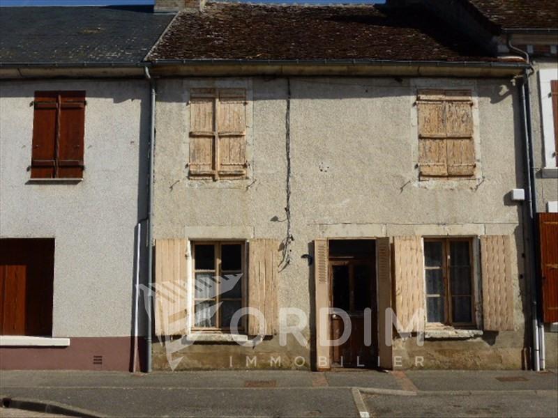 Sale house / villa Saint amand en puisaye 32000€ - Picture 1