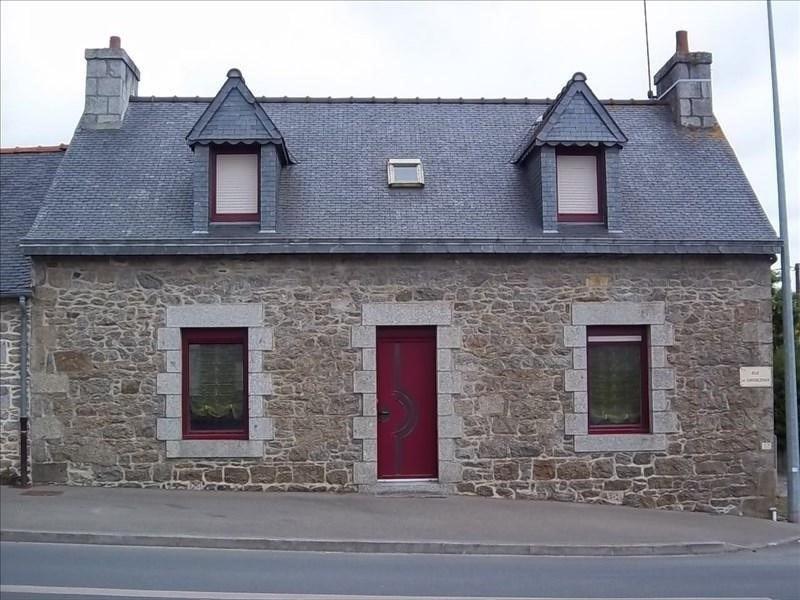 Sale house / villa Begard 134200€ - Picture 1