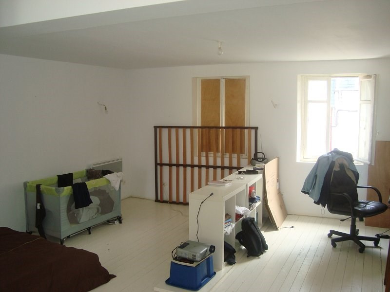 Verkoop  appartement Le treport 75000€ - Foto 3