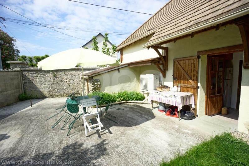 Sale house / villa Les thilliers en vexin 158000€ - Picture 1