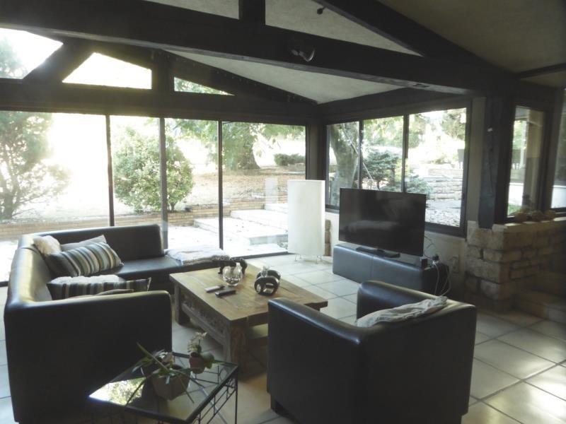 Vente de prestige maison / villa St cyr sur le rhone 599000€ - Photo 14