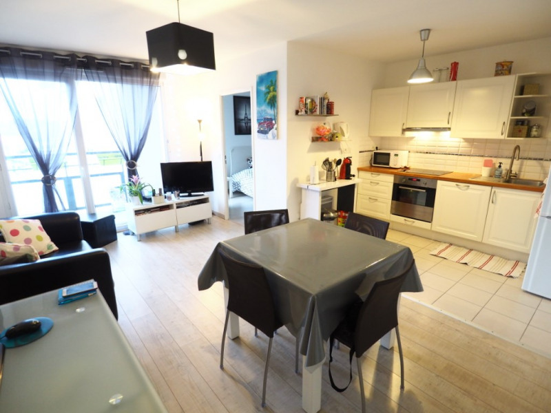 Rental apartment Dammarie les lys 708€ CC - Picture 2