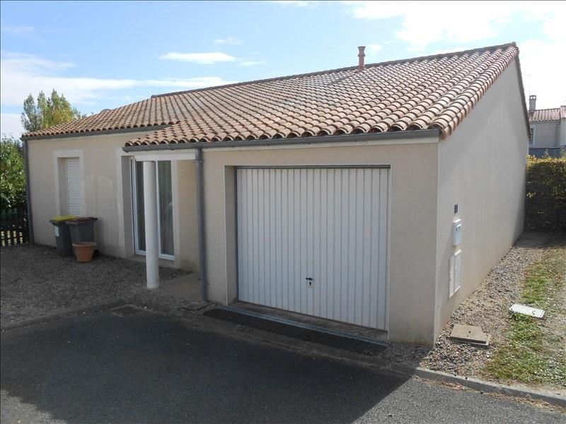 Vente maison / villa Niort 127200€ - Photo 1
