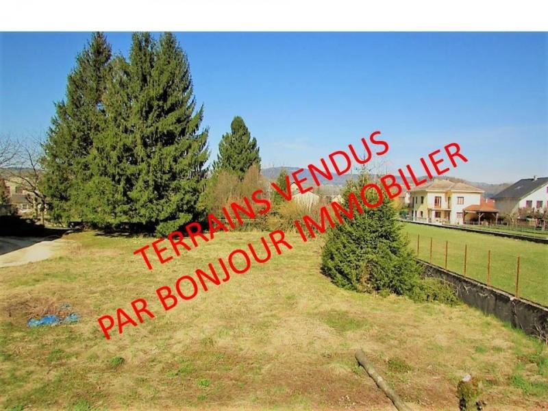 Vente terrain Saint-laurent-du-pont 55000€ - Photo 1
