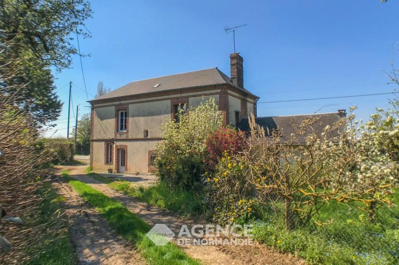 Sale house / villa Montreuil-l'argillé 90000€ - Picture 2