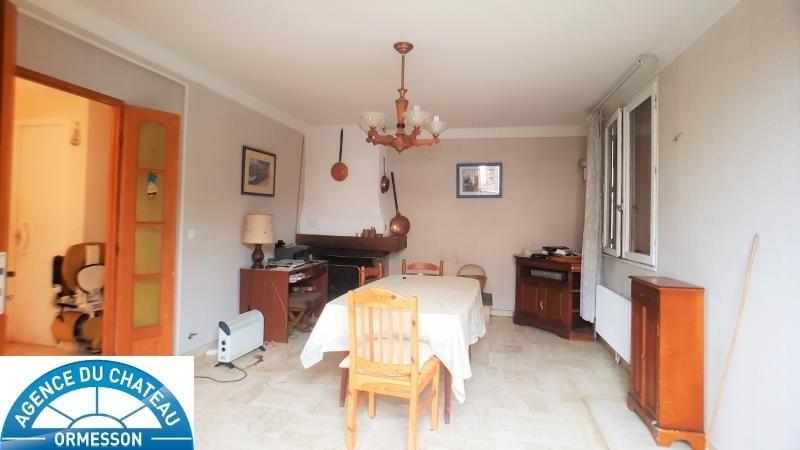 Vente maison / villa Ormesson sur marne 362000€ - Photo 1