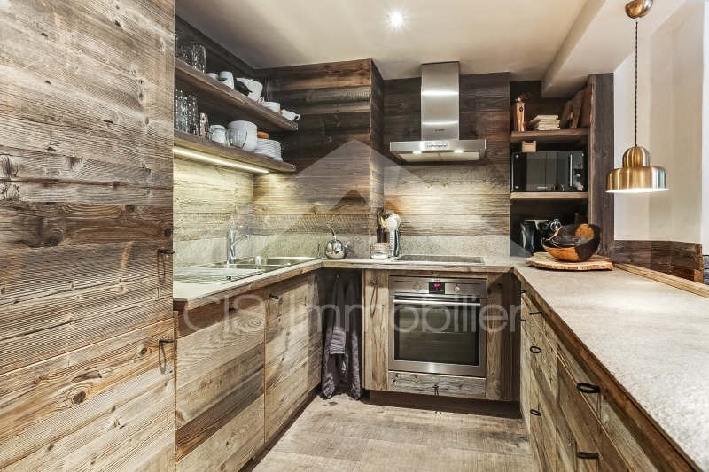 Vente de prestige appartement Meribel 1190000€ - Photo 6