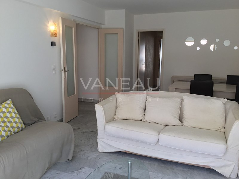 Vente de prestige appartement Juan-les-pins 220 000€ - Photo 2