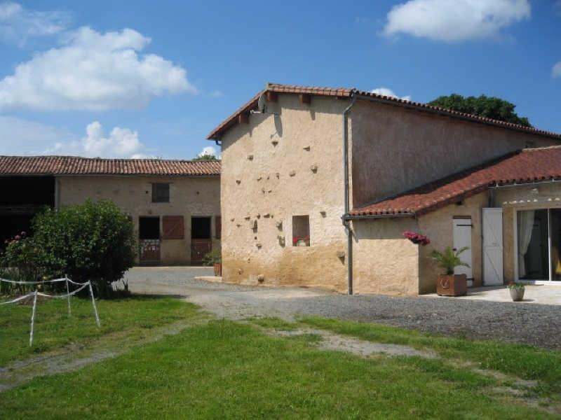 Vente maison / villa Souvigne 280800€ - Photo 3