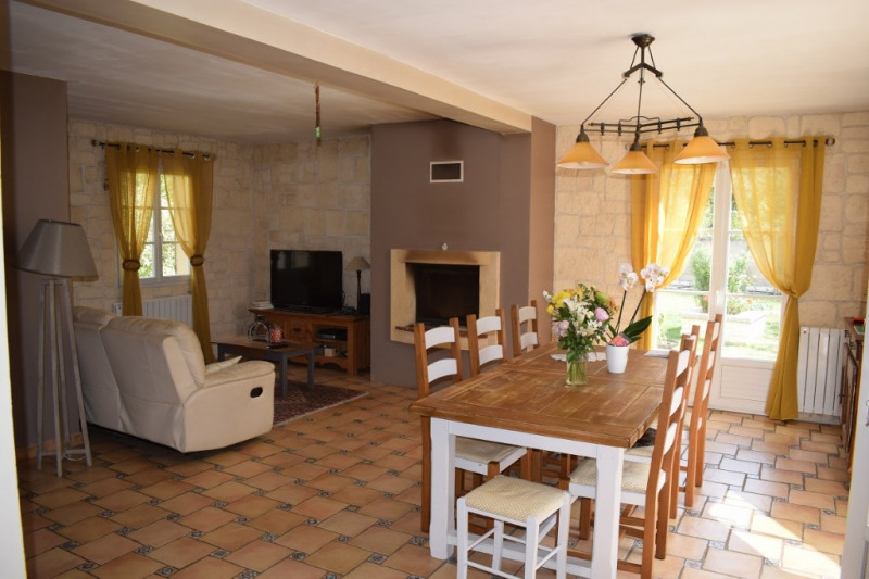 Vente maison / villa Tilly 326500€ - Photo 2