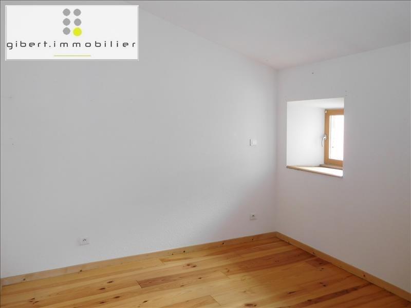 Rental apartment St paulien 471,79€ CC - Picture 4