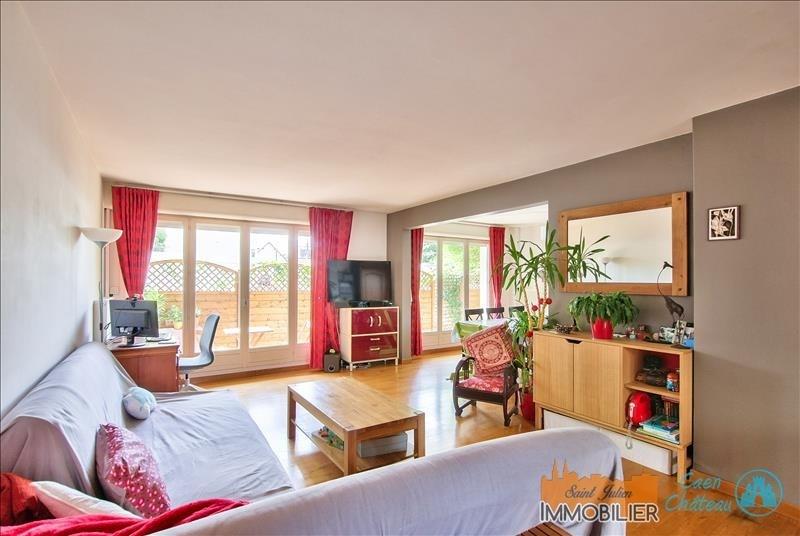 Vente appartement Caen 224900€ - Photo 2