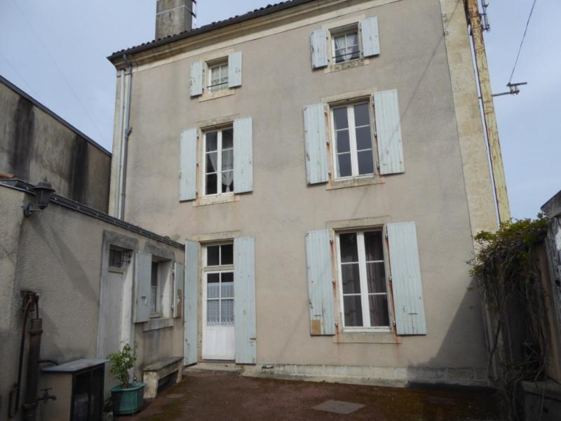 Vente maison / villa Saint hilaire la palud 210000€ - Photo 1