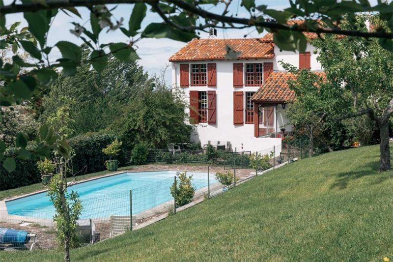 Alquiler vacaciones  casa Ciboure 4030€ - Fotografía 2