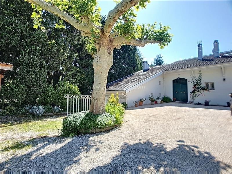 Vente de prestige maison / villa Domène 598000€ - Photo 1