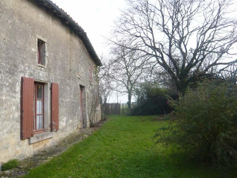 Vente maison / villa Pamproux 38500€ - Photo 5