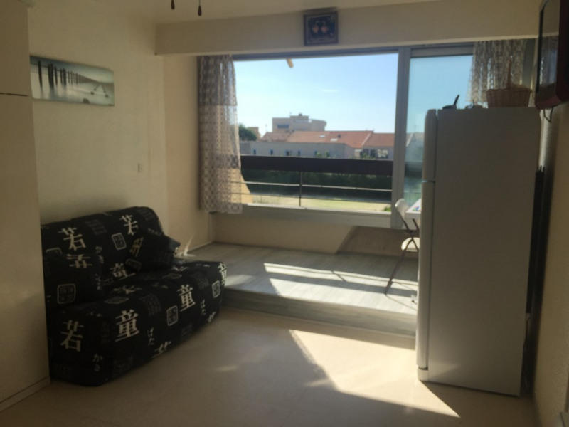 Vente appartement Carnon plage 107 000€ - Photo 1