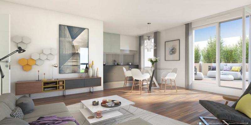 Vente de prestige appartement Issy-les-moulineaux 1000052€ - Photo 1